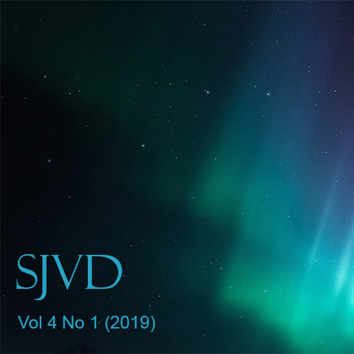 Scandinavian Journal of Vocations in Development, Vol 4, No 1, 2019, front cover