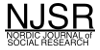 Nordic Journal of Social Research